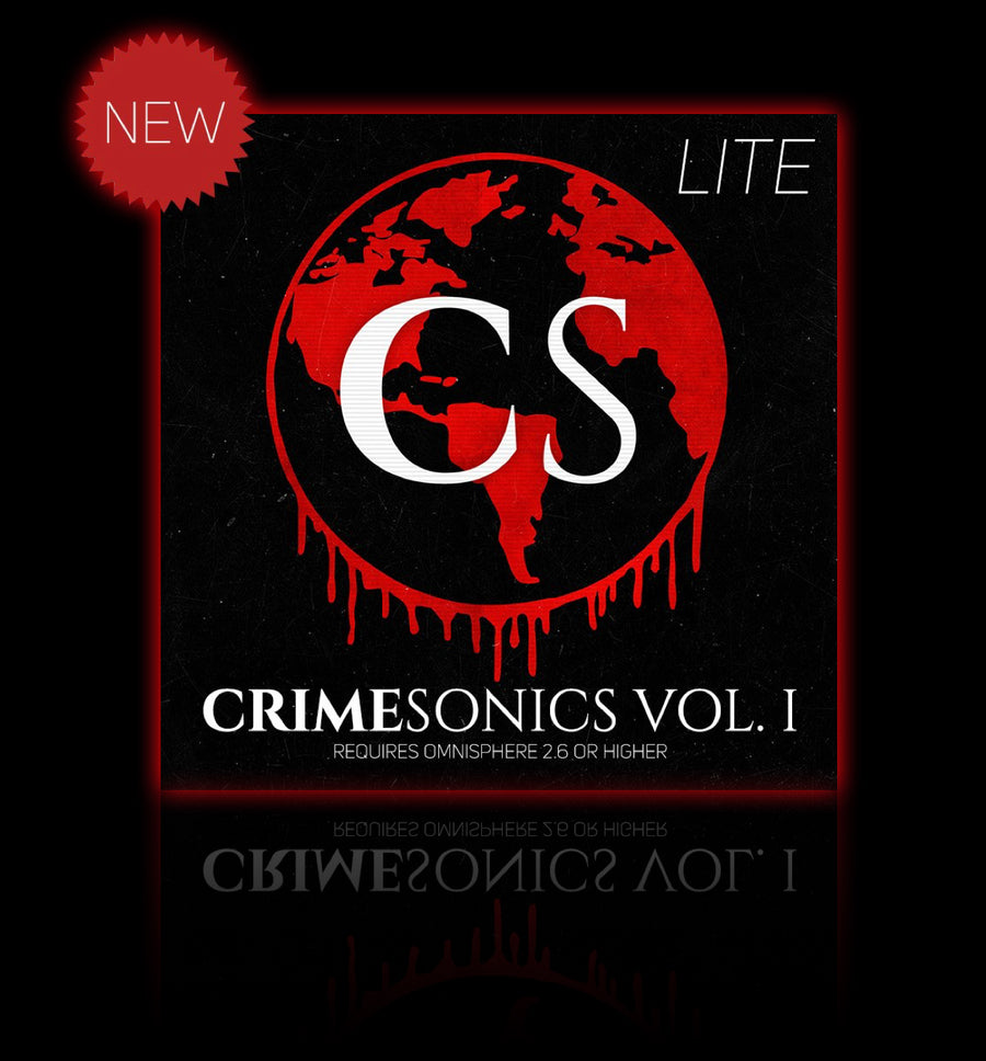 CRIMESONICS - VOL. I [LITE VERSION]