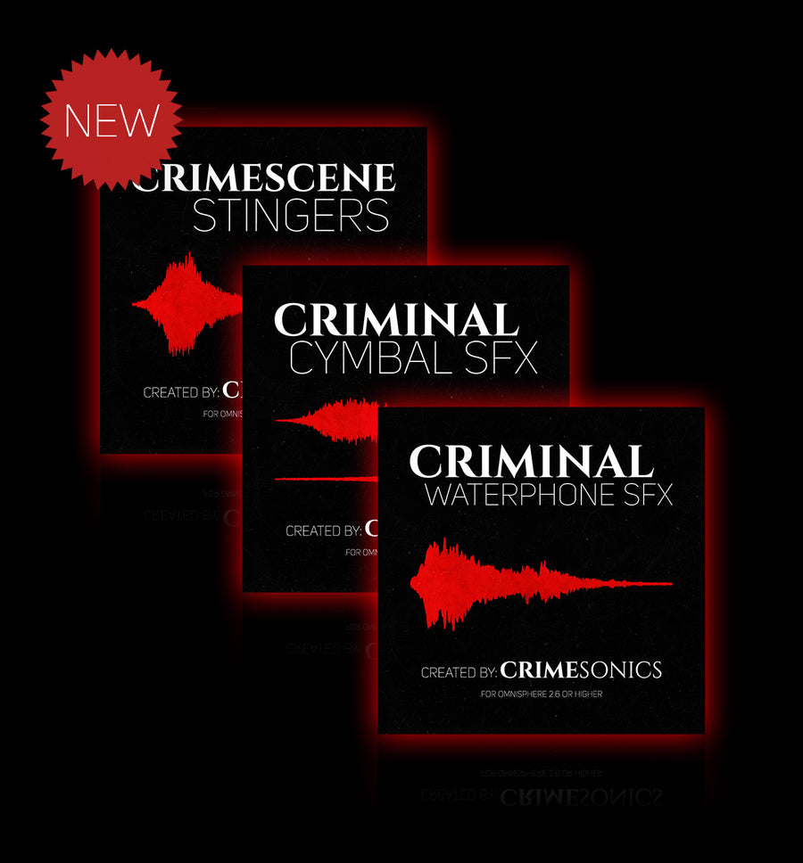 CrimeSonics - Crimey Bundle 1