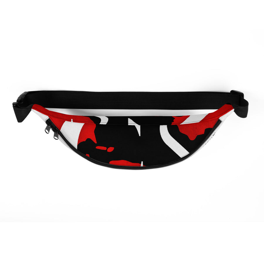 CrimeSonics Fanny Pack [White]