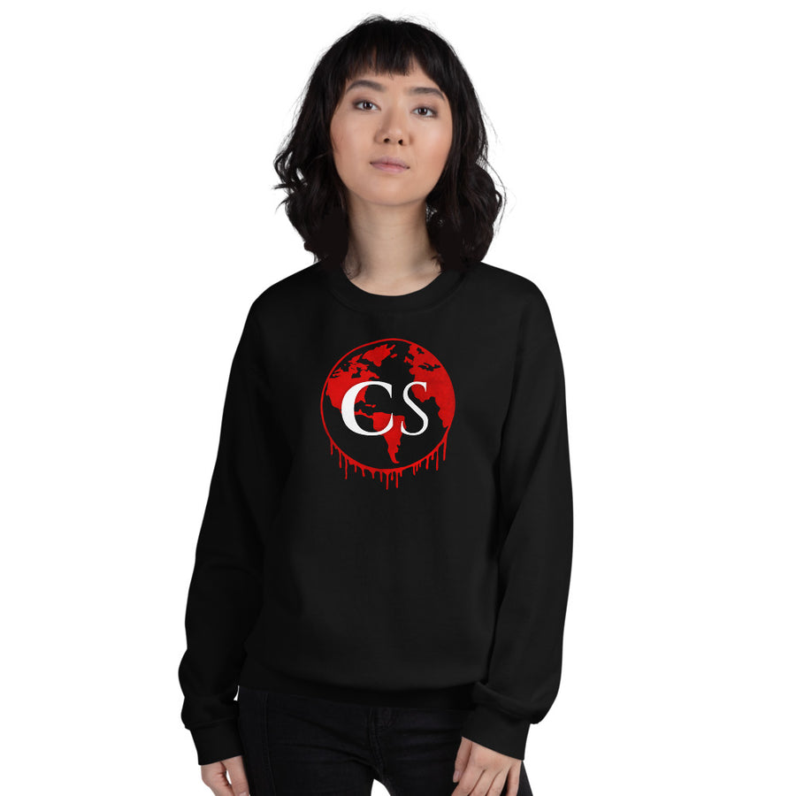 CrimeSonics Unisex Sweatshirt