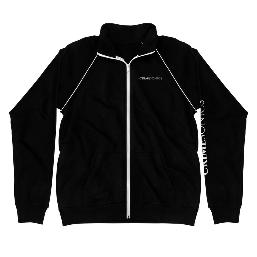 CrimeSonics Piped Fleece Jacket