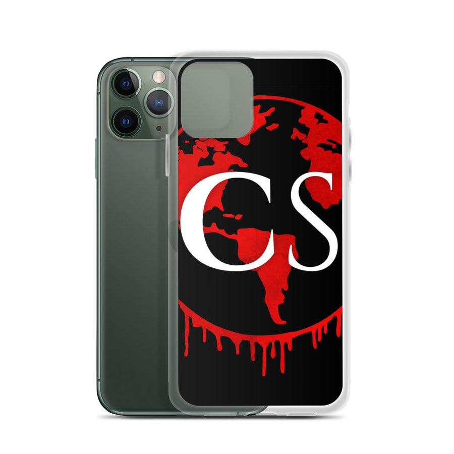 CrimeSonics iPhone Case