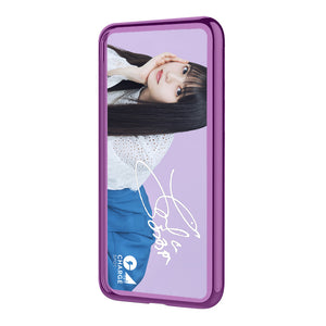 """New design"" NogiCHARGE Original Battery Covers ""Asuka Saito + autograph Ver.2"""