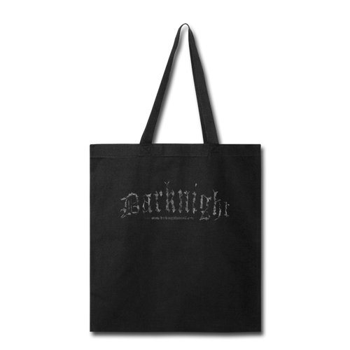 Darknight | Tote Bag - black