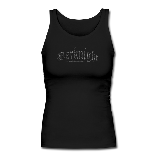 Darknight | Women's Long-Length Tank - black