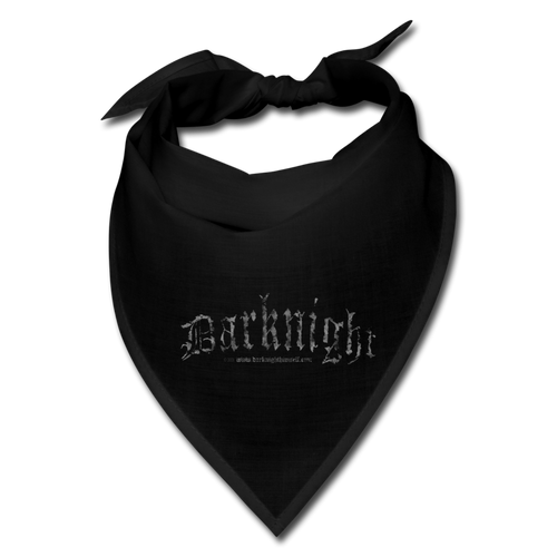 Darknight | Bandana - black