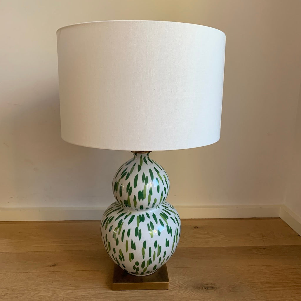 Green Dash Lamp