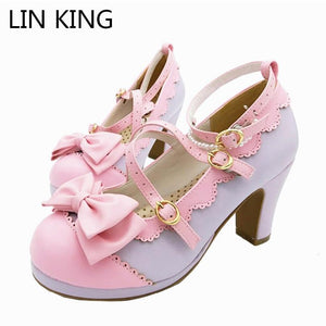 Spring Lolita Girl Shoes