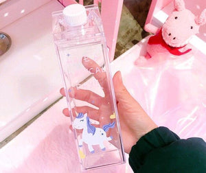 500 ML Unicorn Water Bottle