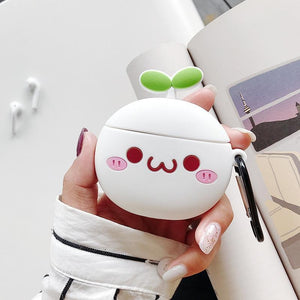 Kawaii Earphone Case For Apple AirPods