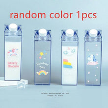 Load image into Gallery viewer, 500 ML Unicorn Water Bottle