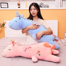 Load image into Gallery viewer, Lazy Unicorn Plushie