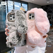 Load image into Gallery viewer, Kawaii Bunny Phone Case for iPhone