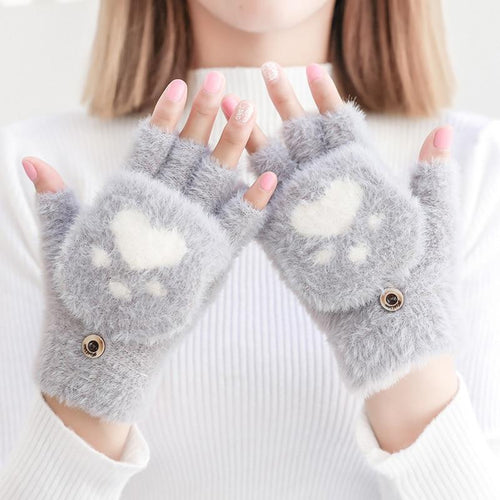 Wool Winter Gloves