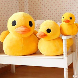 Giant Yellow Ducky Plushie