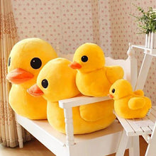 Load image into Gallery viewer, Giant Yellow Ducky Plushie