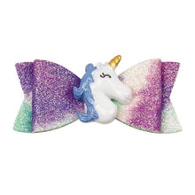 Load image into Gallery viewer, Unicorn Hair Bow