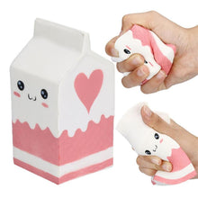 Load image into Gallery viewer, Jumbo Milk Carton Squishy