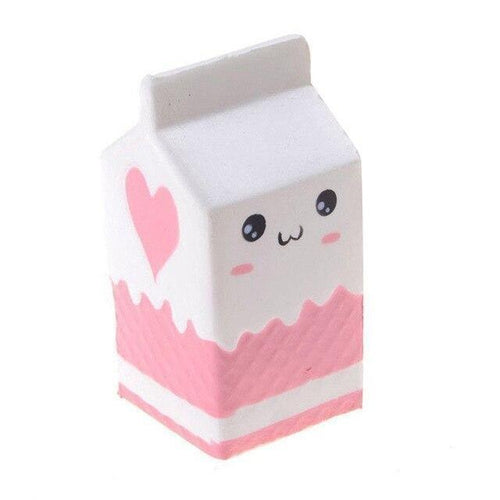 Jumbo Milk Carton Squishy