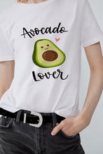 Load image into Gallery viewer, Cute Avocado Yoga T-Shirt