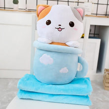 Load image into Gallery viewer, Teacup Kitten Plush Toy