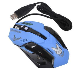 Wired USB Mouse
