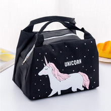 Load image into Gallery viewer, Unicorn Portable Lunch Bag