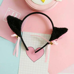 Cat Ears Head Band