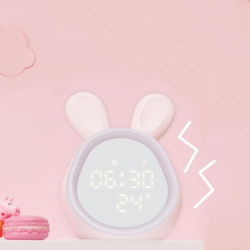 Mouse LED Digital Alarm Clock