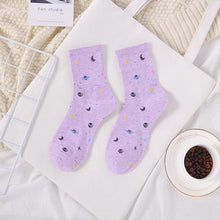 Load image into Gallery viewer, Harajuku Galaxy Socks
