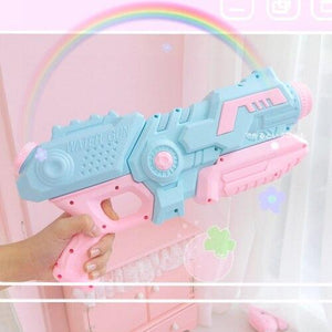 Pink Water Gun Toy