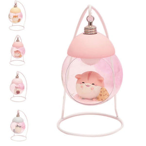 Hamster Night Light Lamp