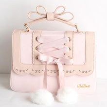 Load image into Gallery viewer, Sweet Lolita Pink Handbag