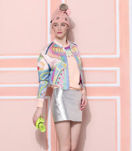 Load image into Gallery viewer, Colorful Kawaii Jacket