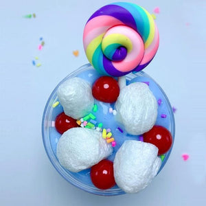 120ml Soft Lollipop Slime