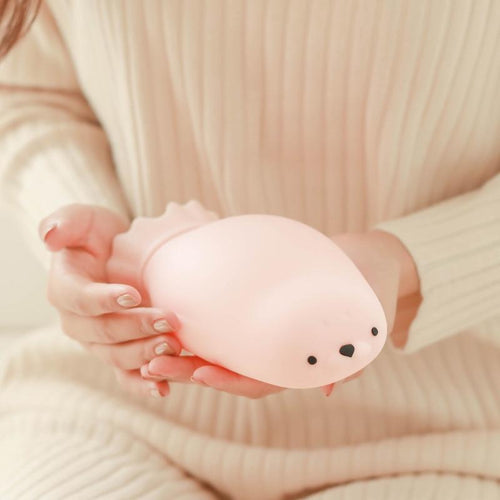 Silicone Seal Hot Water Hand Warmer
