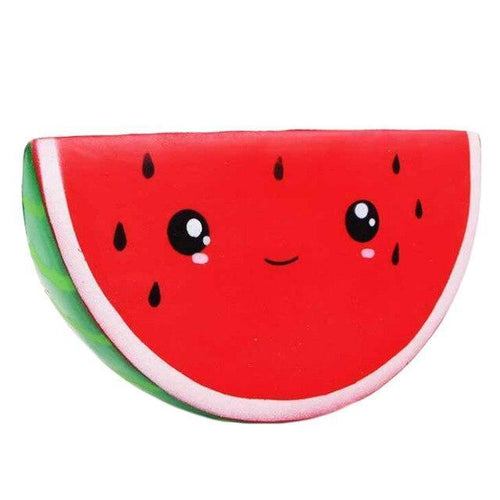 Jumbo Kawaii Watermelon Scented Squishy