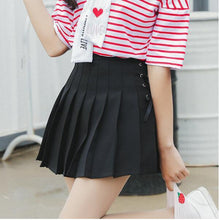 Load image into Gallery viewer, Kawaii Pleated Skirt