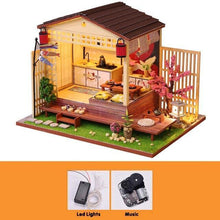 Load image into Gallery viewer, Modern Japanese Home Dollhouse Kit