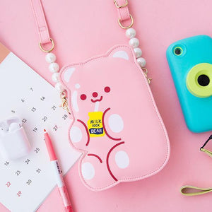 Gummy Bear Phone Shoulder Bag