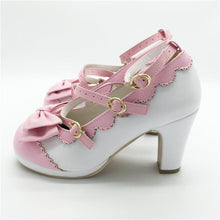 Load image into Gallery viewer, Spring Lolita Girl Shoes