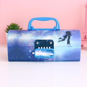 Creative Password Pencil Box