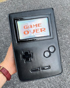 Game Over Shoulder Bag