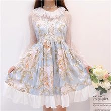 Load image into Gallery viewer, Princess Sweet Lolita Lace Dress