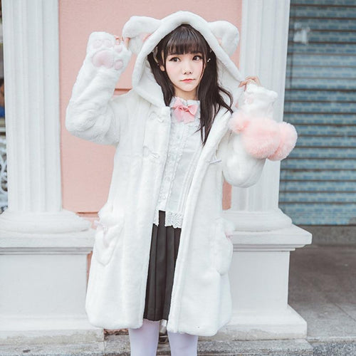 Cat Paw Overcoat