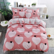 Load image into Gallery viewer, Kawaii Bear Bedding Set