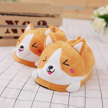 Load image into Gallery viewer, Shiba Inu House Shoes