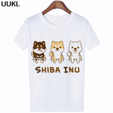 Load image into Gallery viewer, Cute Shiba Inu Top