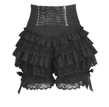 Load image into Gallery viewer, Gothic Lolita Ruffle Lace Pumpkin Bloomer