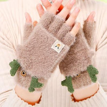 Load image into Gallery viewer, Wool Winter Gloves
